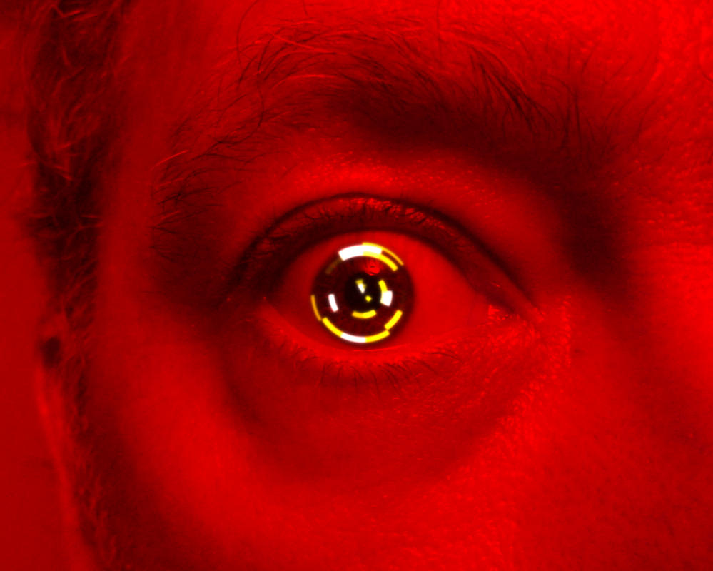 Electric Eye by ThatArtistFeller