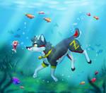 Underwater by Vilina
