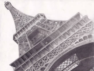 Eiffel by stacytang