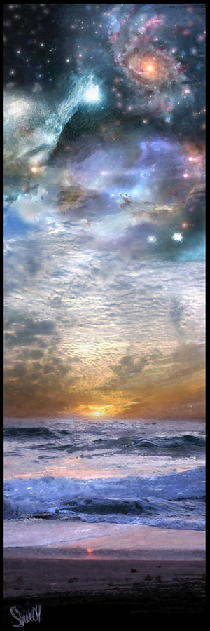 Celestial View II