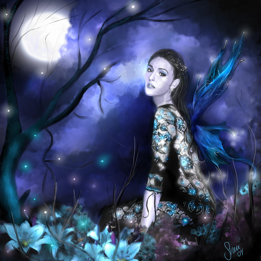Night Faery by vivenaishide on DeviantArt