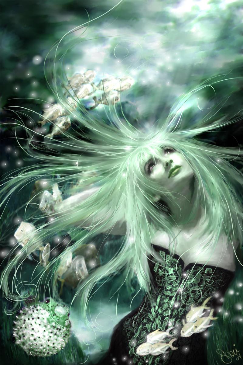Nor  Tir Delia The Sea Witch