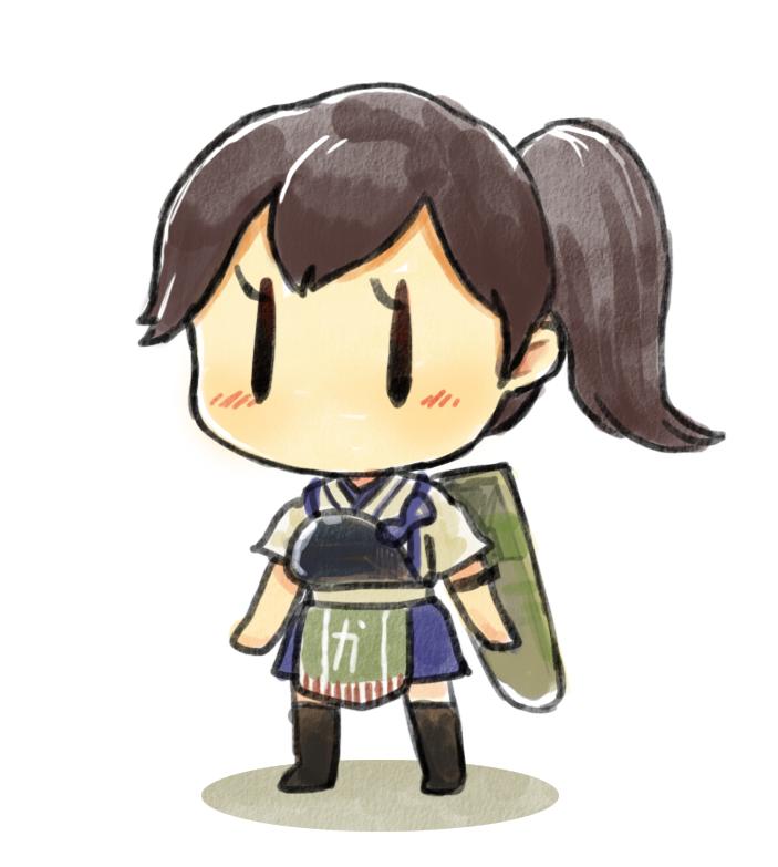 Kaga chan by food211