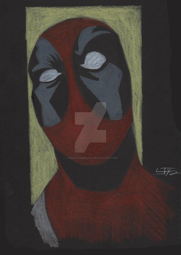 Deadpool by LarsonJamesART