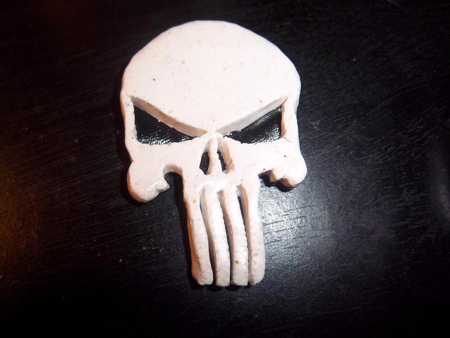 Punisher skull by kanozzle on DeviantArt