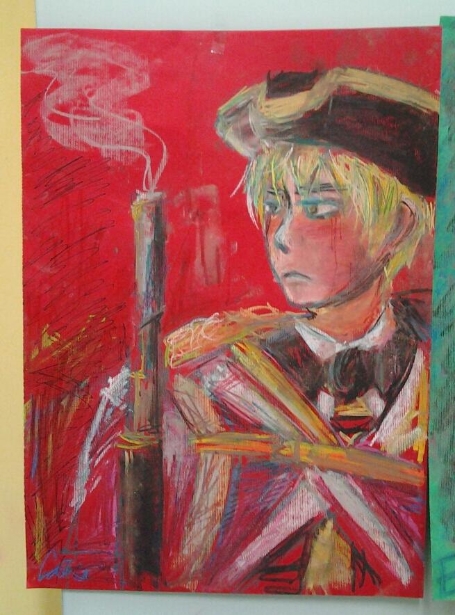 Revolutionary War by CaineHatfield