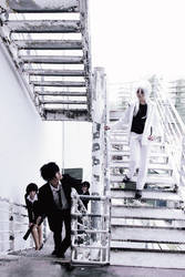 Psycho-Pass: Chasing the Devil