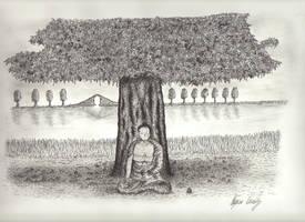 Siddhartha Gautama The Buddha by Siddhartha612
