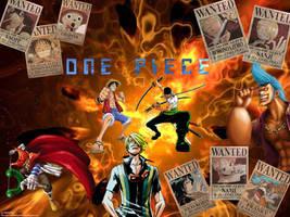 One Piece wallpaper by Siddhartha612