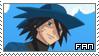 RileyFan Stamp