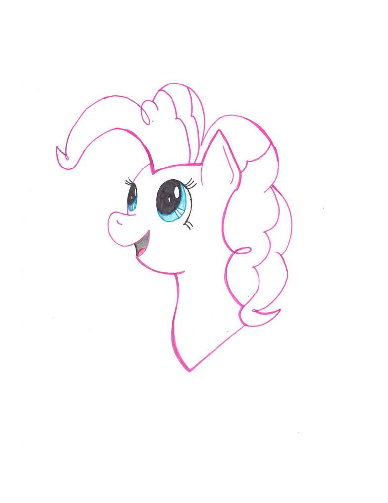Pinkie Pie by oregonbud
