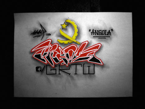 GRTW 081: ANGOLA