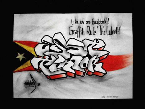 GRTW 086: EAST TIMOR