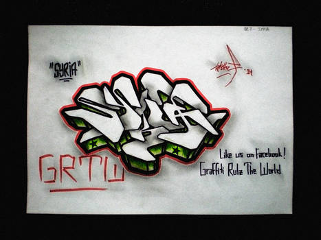 GRTW 087: SYRIA