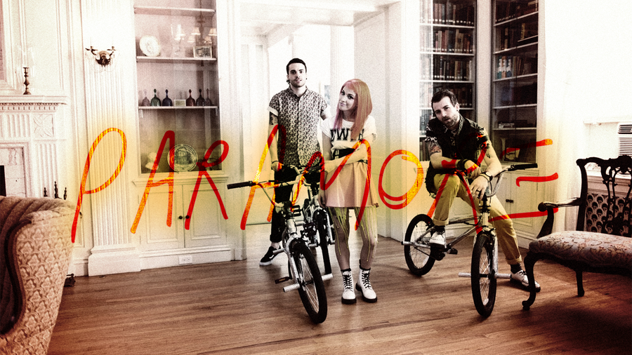 Still into you paramore wallpaper