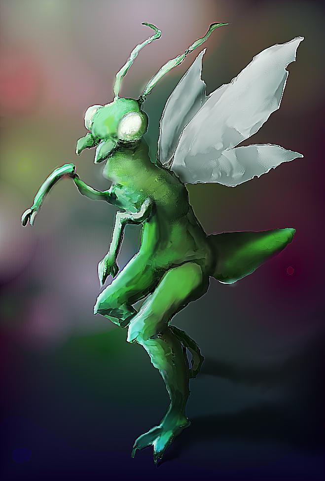 mantis by Gavrik193