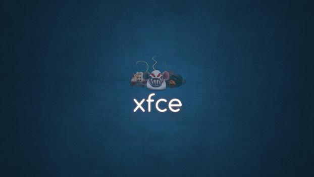 xfce wallpaper BY SAMIUVIC