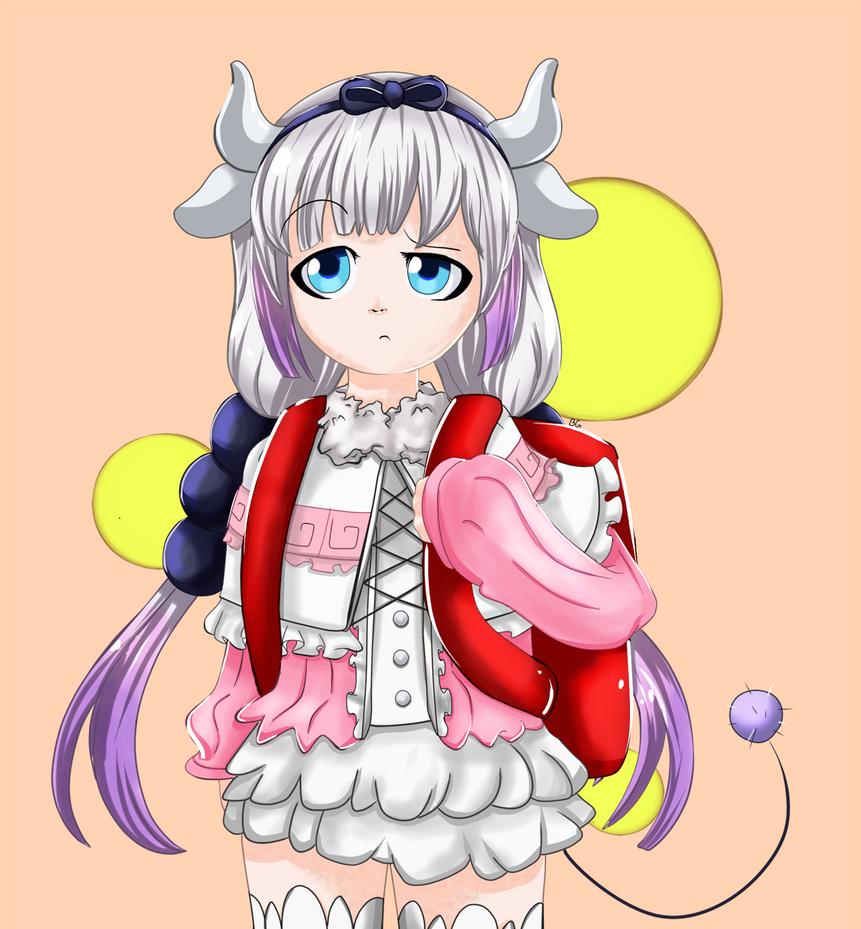 Kanna Dragon by spectraart