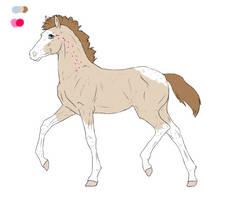 Padro Foal Design N7343 by SheThorityRules