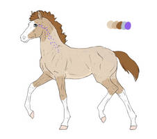 Padro Foal Design N7344 by SheThorityRules