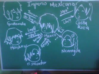 pizarra del imperio mexicano by Chibix-House-Zoe