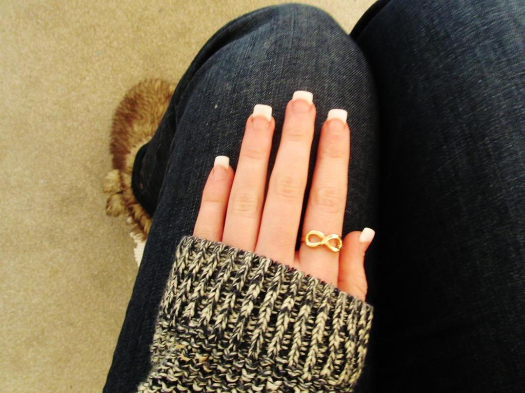 First Attempt - Acrylic Nails by KittenMews on DeviantArt