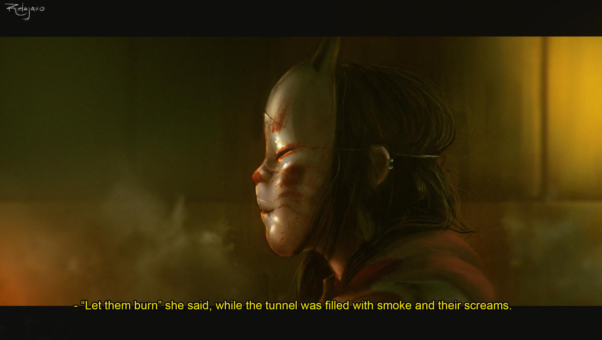 Let them burn by Relajavo