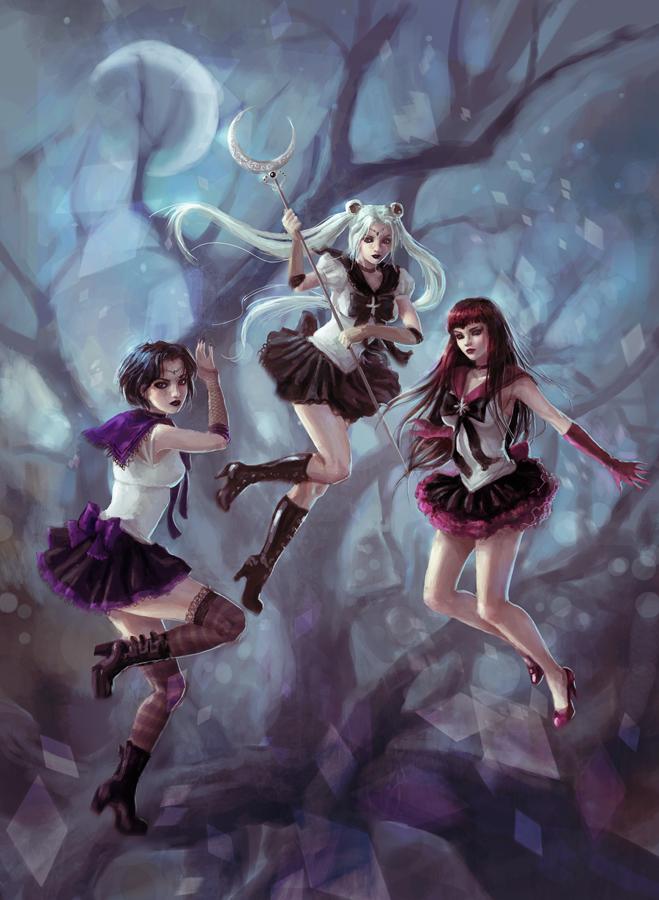 SailorGoth by anotherwanderer