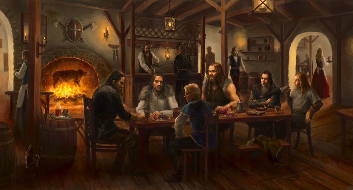 Tavern - by anotherwanderer
