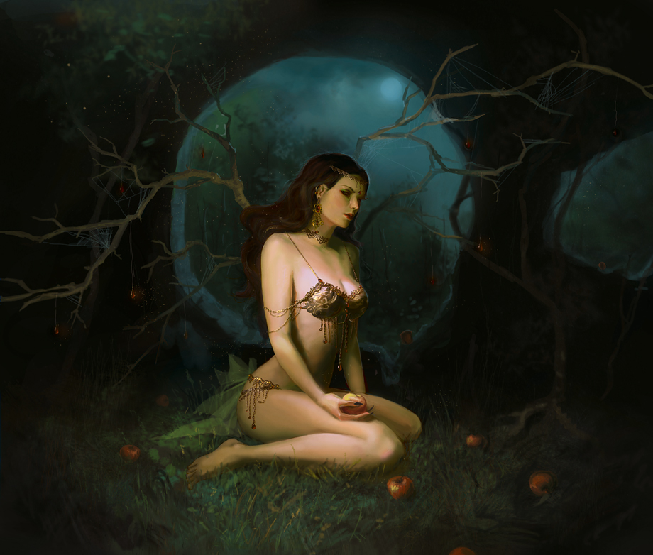 Temptress by anotherwanderer