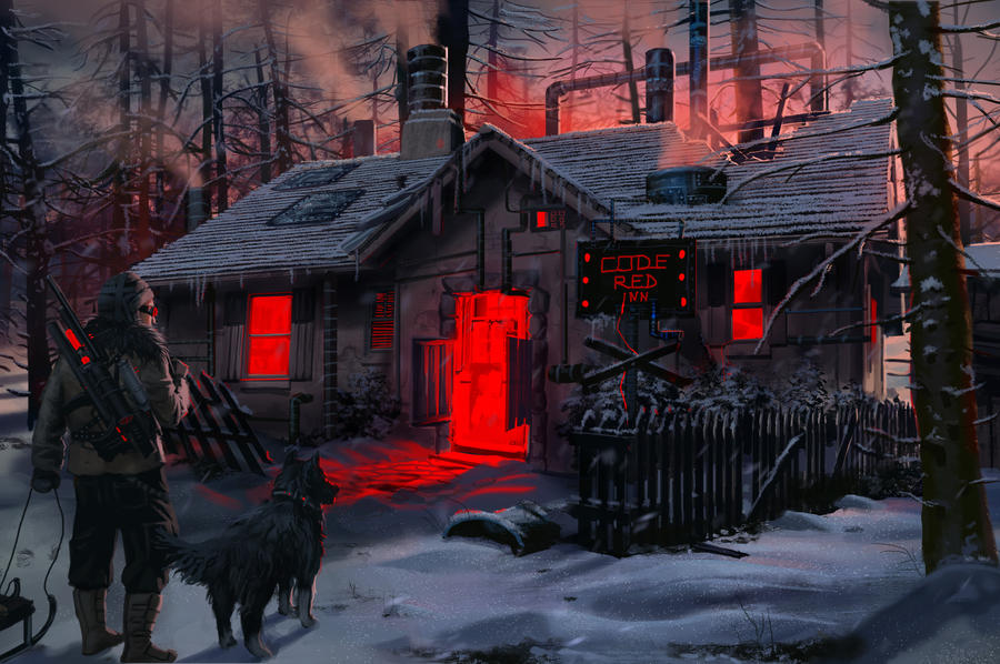 Code Red Inn by anotherwanderer