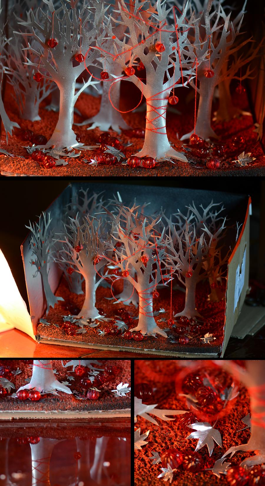 Wish tree by anotherwanderer