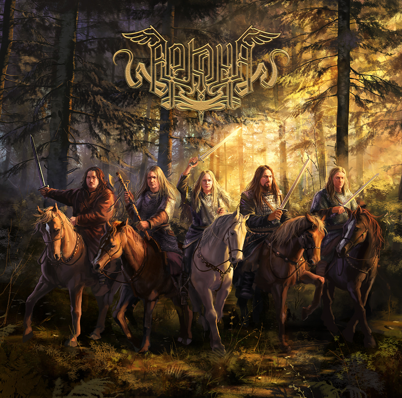 Arkona-Decade of Glory by anotherwanderer