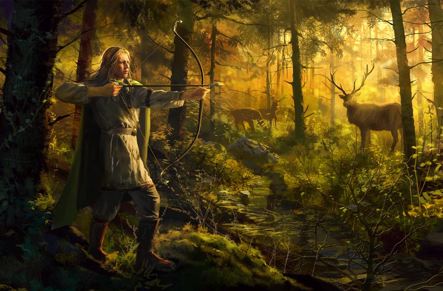 Arkona - Vladimir by anotherwanderer
