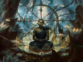 Maitreya by anotherwanderer