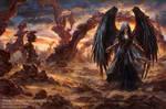Azrael's Wrath (whole cover)