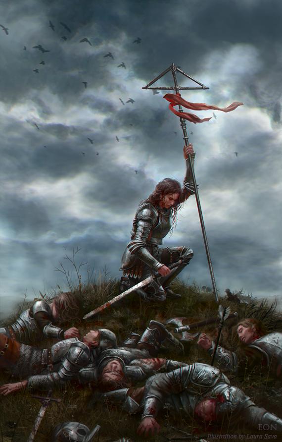 EON: Battlefield by anotherwanderer