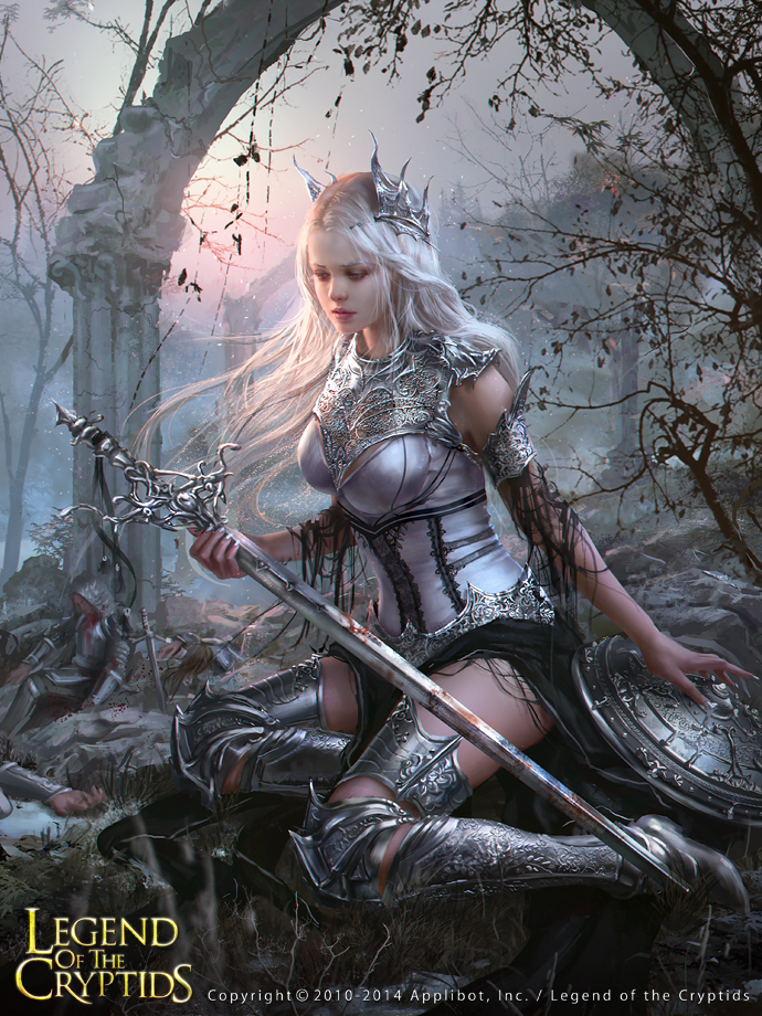 Legend of the Cryptids- Elefarda [R] by anotherwanderer