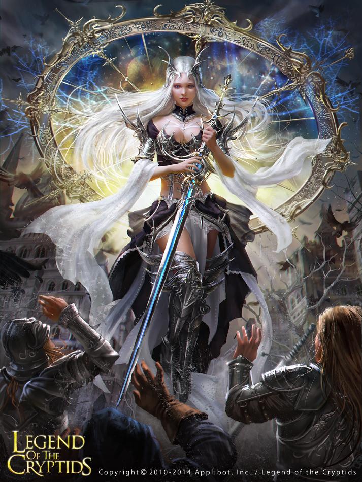 legends fantasy art - photo #23