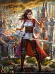 Legend of the Cryptids - Elmenhilde