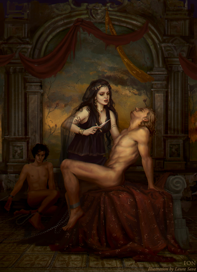 EON Vampire By Anotherwanderer
