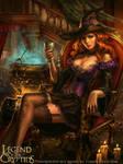 Legend of the Cryptids - Georgine