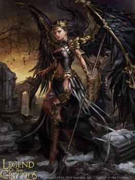 Legend of the Cryptids - Zesperia adv.