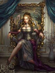 Legend of the Cryptids - Caella reg.