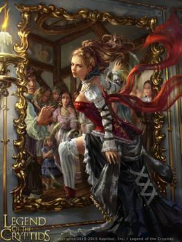 Legend of the Cryptids - Caella adv.