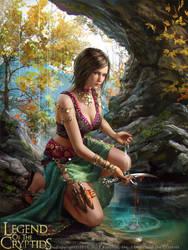 Legend of the Cryptids - Latia reg.
