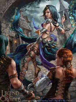 Legend of the Cryptids - Latia adv.