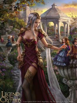 Legend of the Cryptids - Lorraine reg