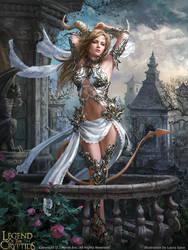 Legend of the Cryptids - Karen adv. by anotherwanderer