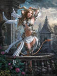 Legend of the Cryptids - Karen adv.